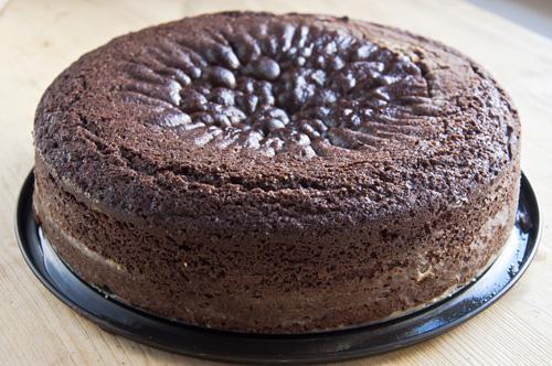 Шоколадный торт_DSC_2087