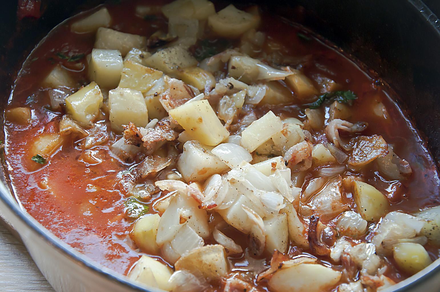 Итальянское жаркое с колбасками_DSC_2762