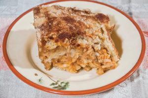 Яблочный пирог с манкой_DSC_5027