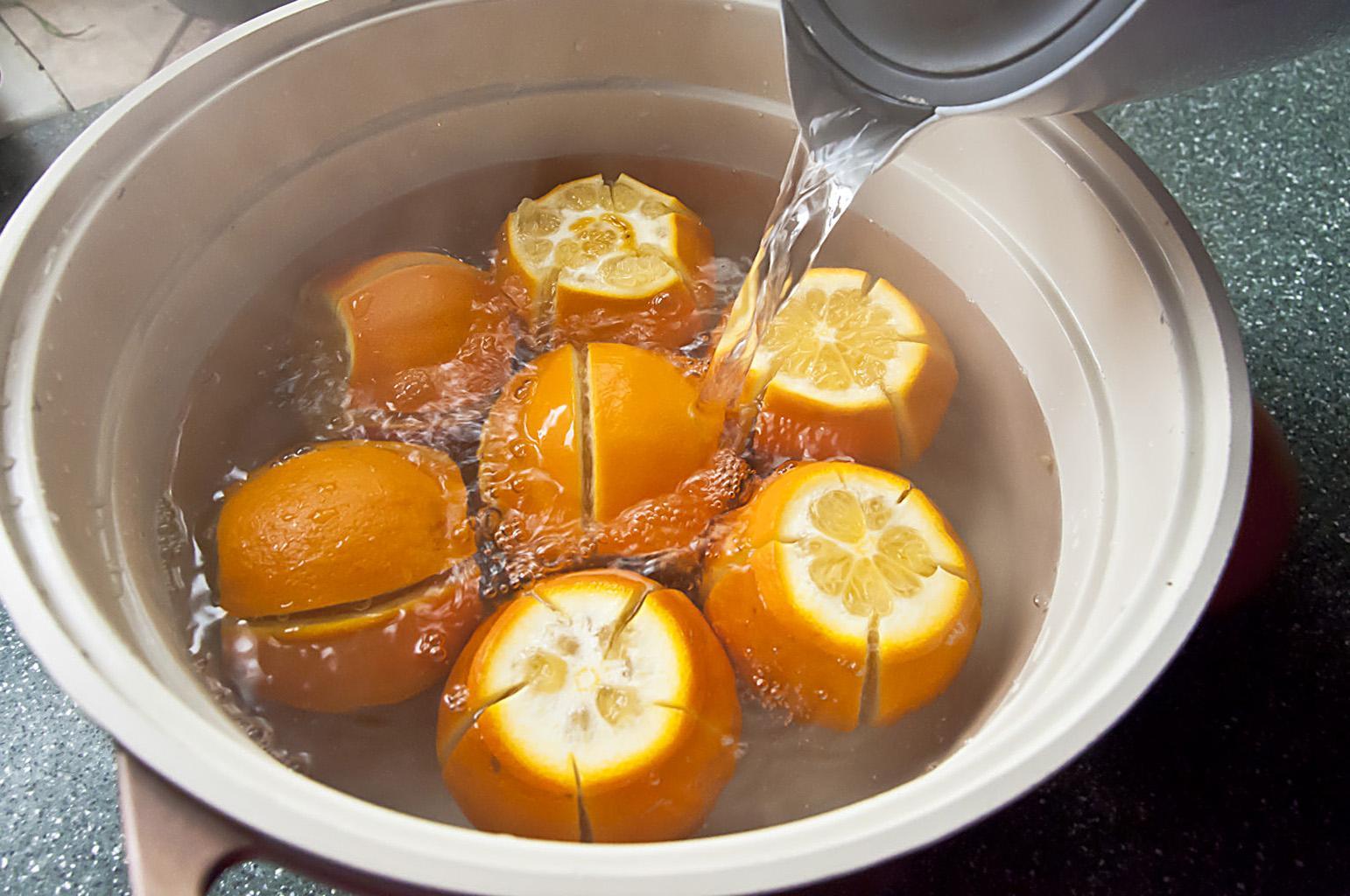 Сок с апельсинов в домашних условиях рецепт пошагово с
