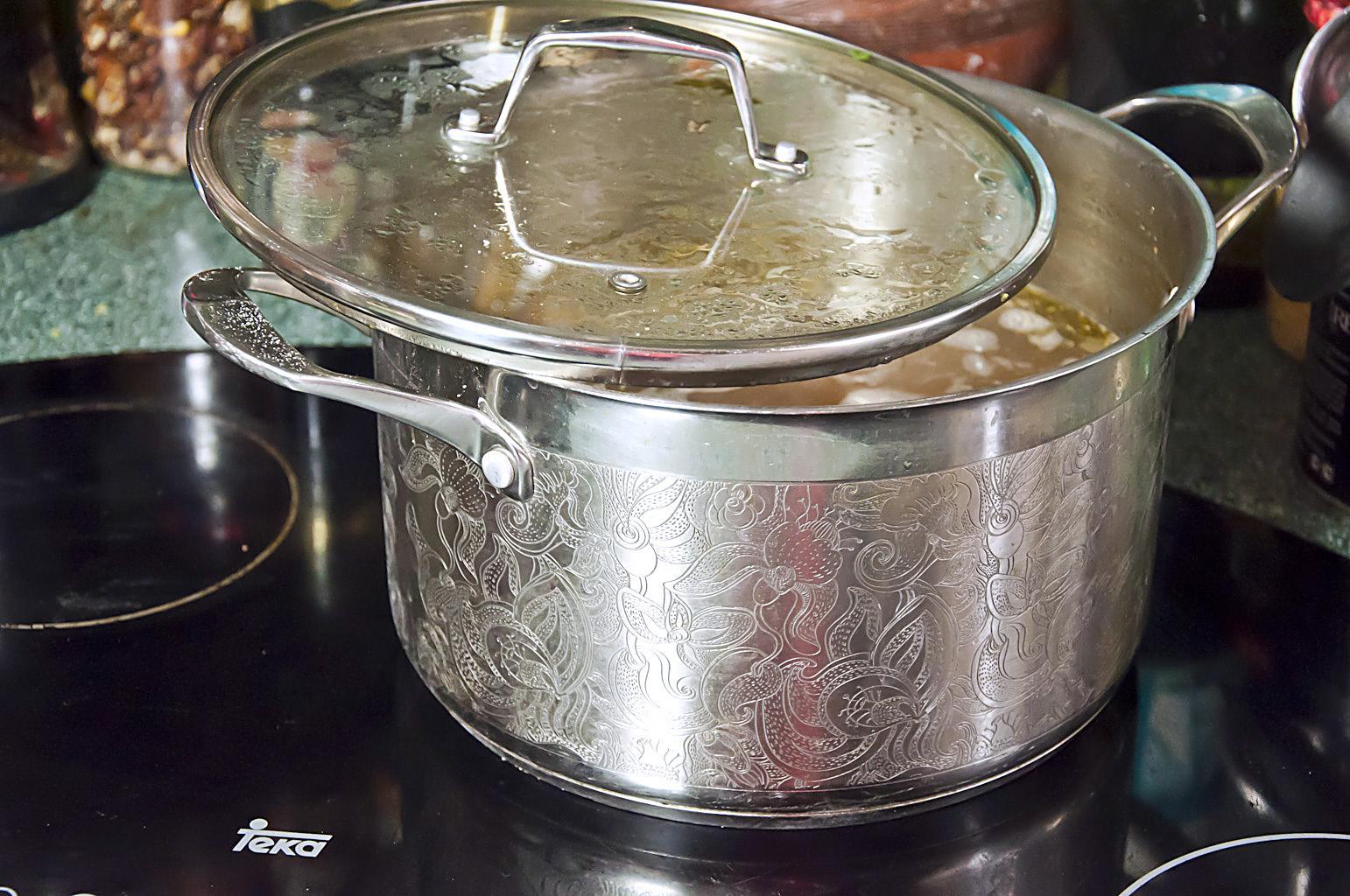 Куриный суп с жареной лапшой_DSC_5653