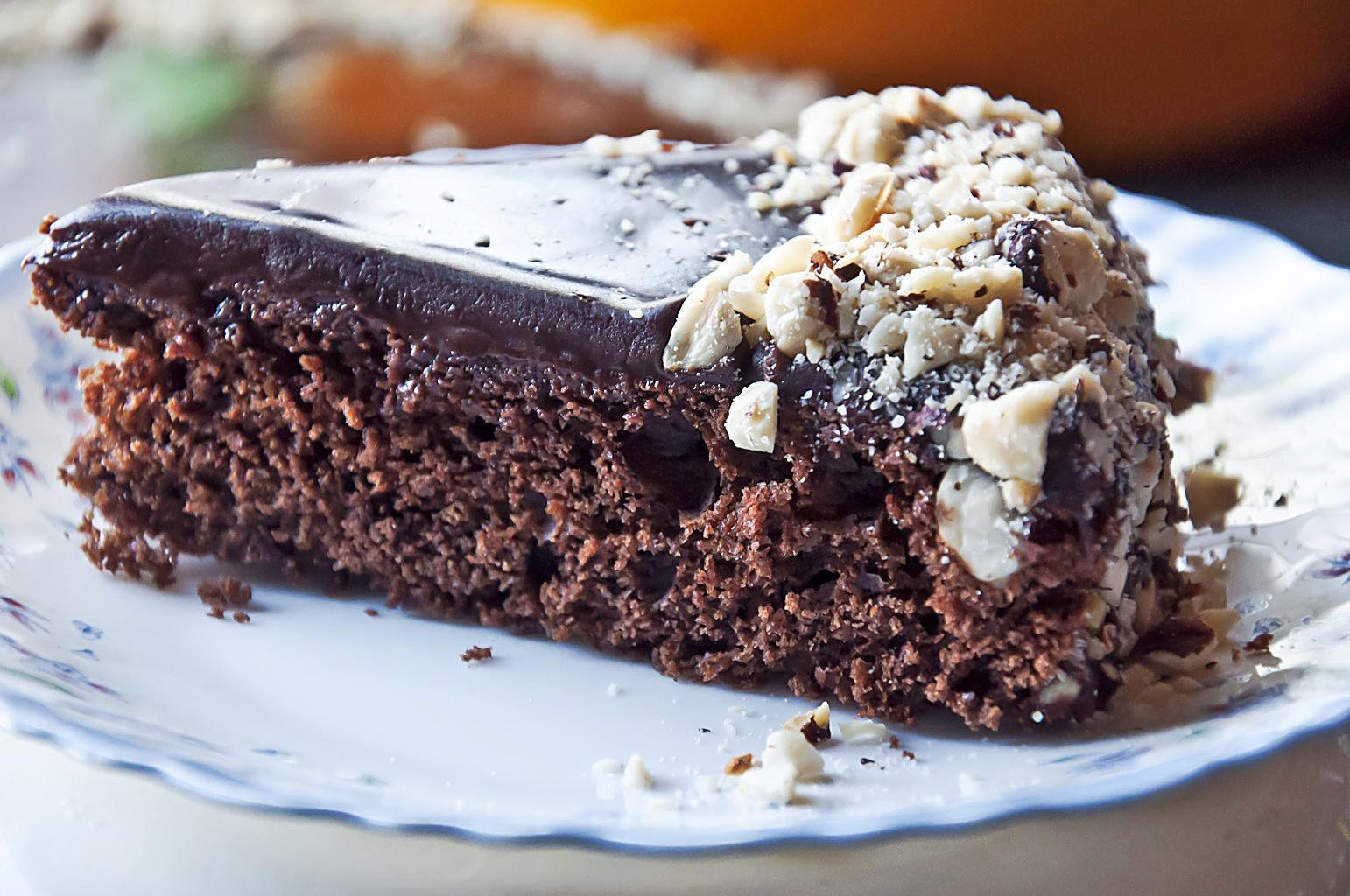 Торт Джандуйа