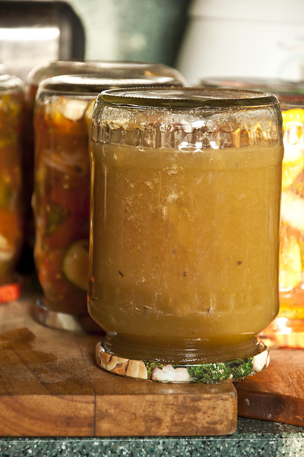 Варенье из крыжовника пятиминутка рецепт пошаговый