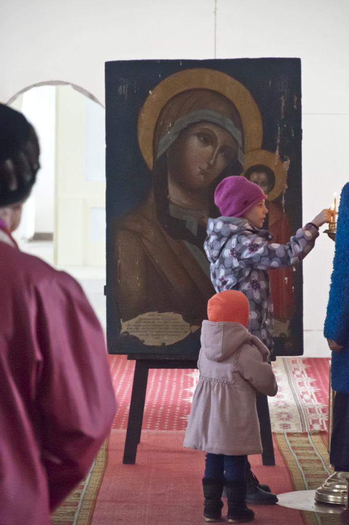"""Скит в честь иконы Божией Матери """"Всецарица"""""""
