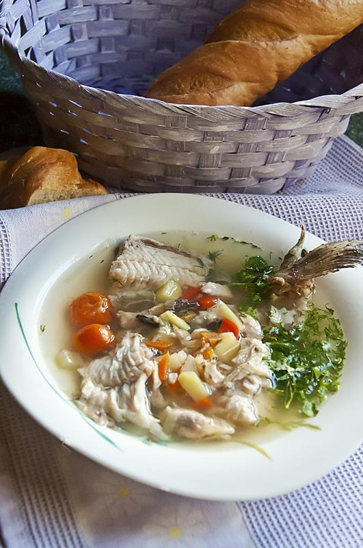 Суп из линей