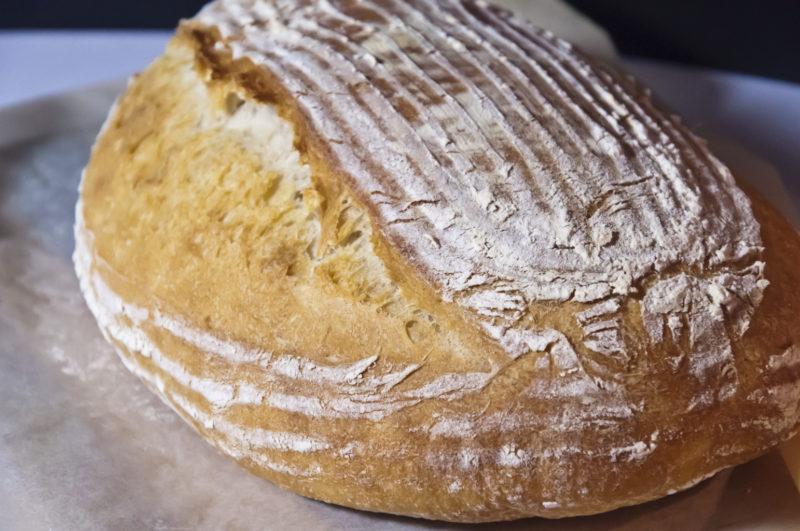 Базовый пшеничный хлеб на закваске
