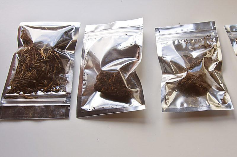 Знакомство с китайским чаем