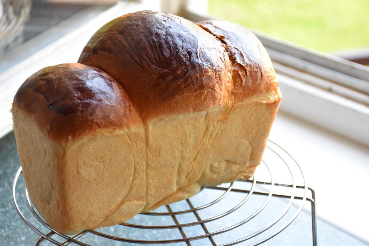 Молочный хлеб Хоккайдо
