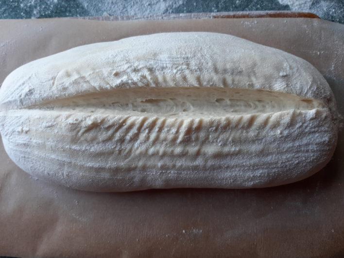 Калачное тесто
